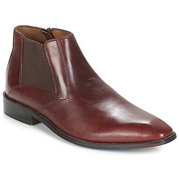 Zapatos Hombre Botas de caña baja André FLORIAN Marrón