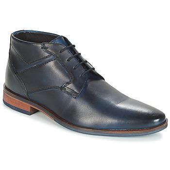 Zapatos Hombre Botas de caña baja André PILOTE Azul