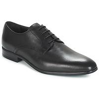 Zapatos Hombre Derbie André PIZZO Negro