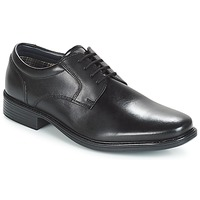 Zapatos Hombre Derbie André BULLDOG Negro