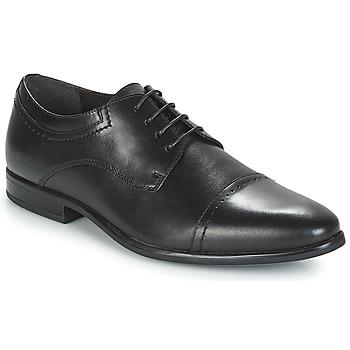 Zapatos Hombre Derbie André VENISE Negro