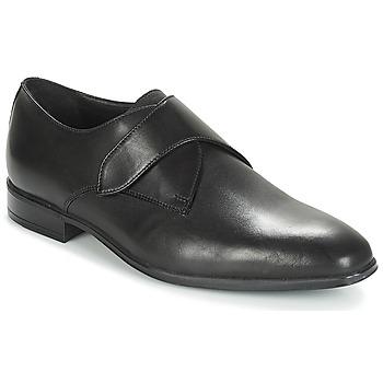 Zapatos Hombre Derbie André VIRGULE Negro