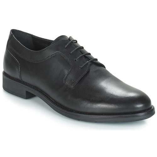 André CERNY Negro - Envío gratis | ! - Zapatos Derbie Hombre