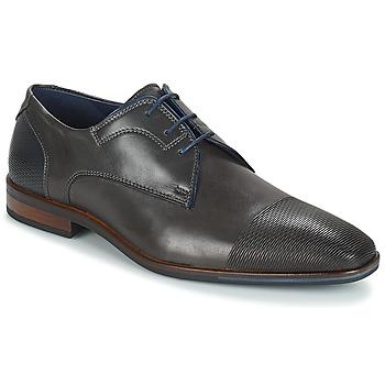Zapatos Hombre Derbie André LULU Gris