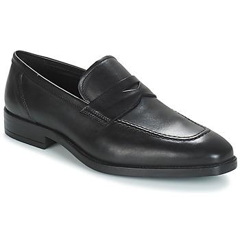Zapatos Hombre Mocasín André MOC Negro