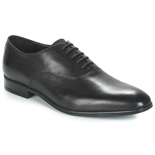 Zapatos Hombre Richelieu André PALERMO Negro