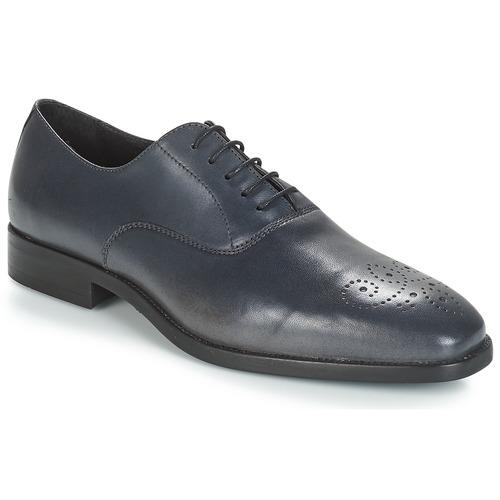 André DIAMOND Gris - Envío gratis   ! - Zapatos Richelieu Hombre