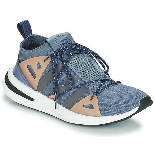 Zapatos de hombres y mujeres de moda casual adidas Originals ARKYN W Gris / Beige - Envío gratis Nueva promoción - Zapatos Deportivas bajas Mujer