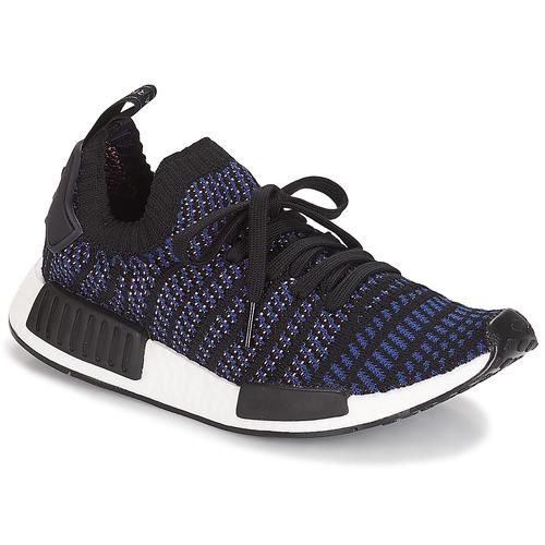 Zapatos Mujer Zapatillas bajas adidas Originals NMD R1 STLT PK W Negro