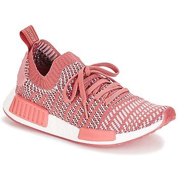 Zapatos Mujer Zapatillas bajas adidas Originals NMD R1 STLT PK W Rosa