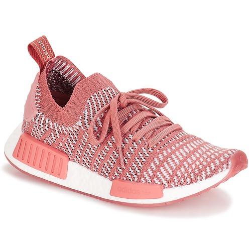 Zapatos promocionales adidas Originals NMD R1 STLT PK W Rosa  Descuento de la marca