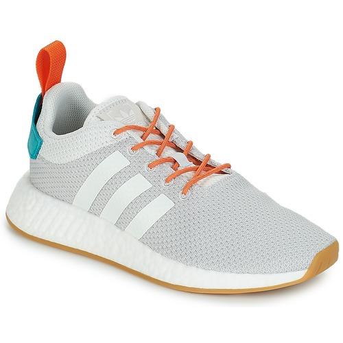 Los últimos zapatos de hombre y mujer adidas Originals NMD R2 SUMMER Gris - Envío gratis Nueva promoción - Zapatos Deportivas bajas