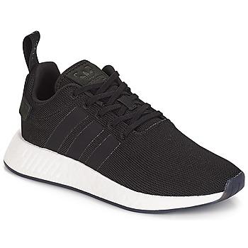Zapatos Zapatillas bajas adidas Originals NMD R2 Negro