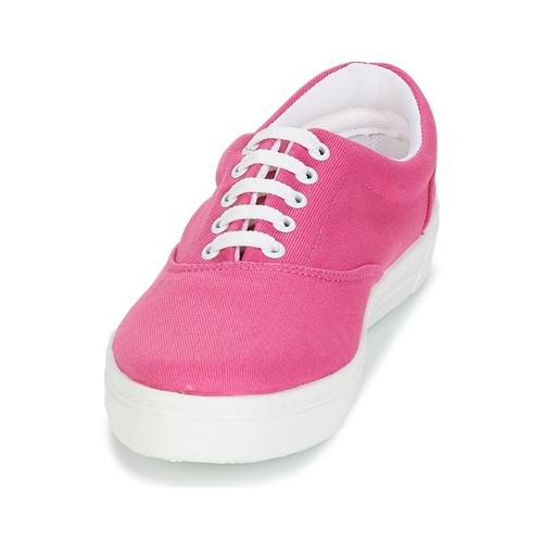 Zapatos Mujer Bajas Rosa Zapatillas André Britney fvbyY67g