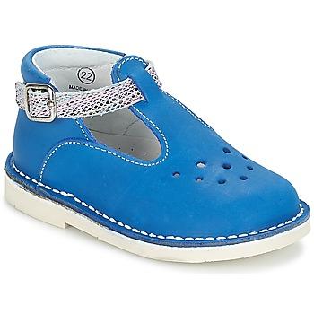 Zapatos Niña Bailarinas-manoletinas André LE SABLIER Azul