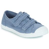 Zapatos Niños Zapatillas bajas André LITTLE SAND Azul