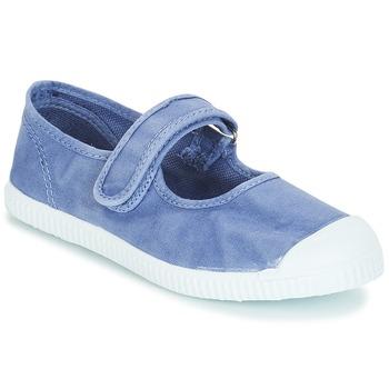 Zapatos Niña Bailarinas-manoletinas André LA BLEUETTE Azul