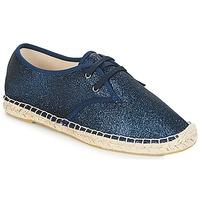 Zapatos Mujer Alpargatas André DANCEFLOOR Marino