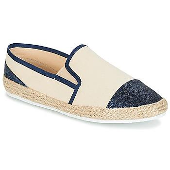 Zapatos Mujer Alpargatas André DIXY Azul