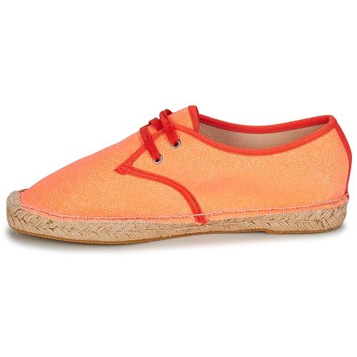 Dancefloor Mujer André Zapatos Alpargatas Coral Yfgy6b7