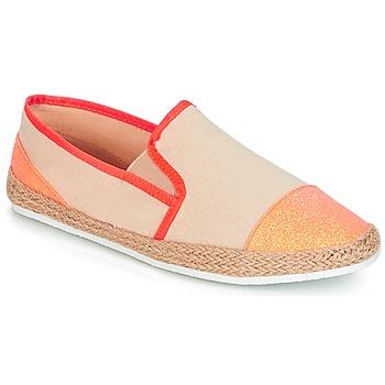 Zapatos Mujer Alpargatas André DIXY Coral