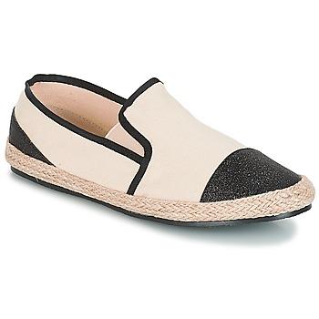 Zapatos Mujer Alpargatas André DIXY Negro