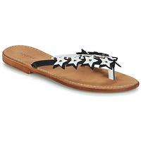 Zapatos Mujer Sandalias André TAM TAM Negro