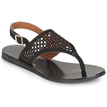 Zapatos Mujer Sandalias André TITAN Negro