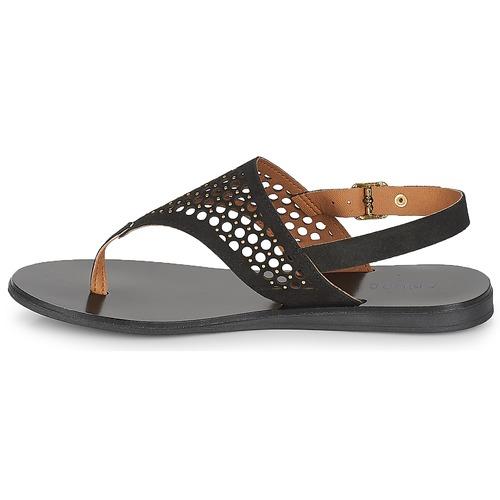 Zapatos Negro Titan Mujer André Sandalias IE9D2HW