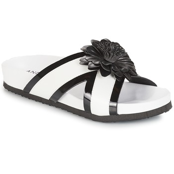 Zapatos Mujer Zuecos (Mules) André FLORIDA Negro
