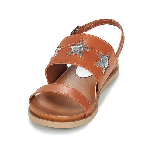 Zapatos Mujer Sandalias André Taiga Camel rxeoBdC