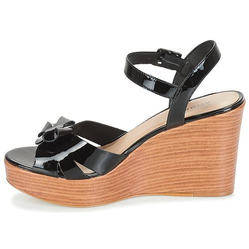 Sandalias Dome Negro Mujer André Zapatos 6ybYIgvmf7