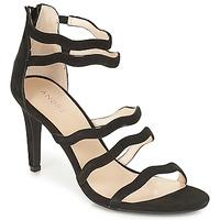 Zapatos Mujer Sandalias André POULOUPIDOU Negro