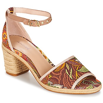 Zapatos Mujer Sandalias André JAKARTA Multicolores