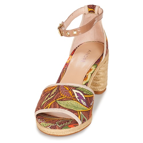 André Zapatos Jakarta Mujer Multicolores Sandalias dECorxBQeW