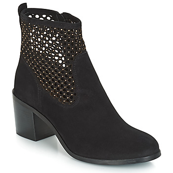 Zapatos Mujer Botas de caña baja André TOTEM Negro
