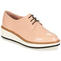 Zapatos Mujer Derbie André CHICAGO Beige