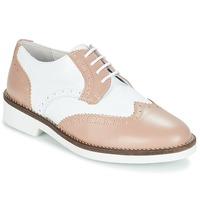 Zapatos Mujer Derbie André CASPER Beige