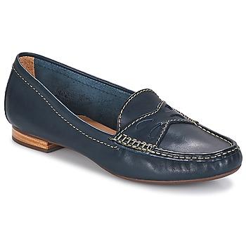 Zapatos Mujer Mocasín André DORY Marino