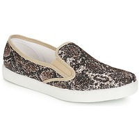 Zapatos Mujer Slip on André SAUVAGE Beige