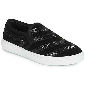 Zapatos Mujer Slip on André LOUXOR Negro