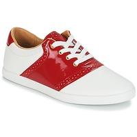 Zapatos Mujer Zapatillas bajas André LIZZIE Rojo