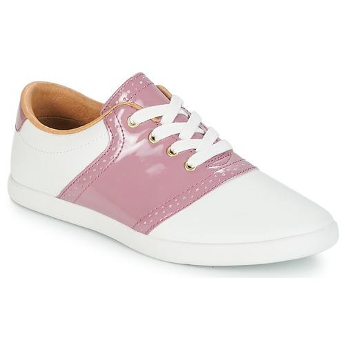 Lizzie André Zapatos Zapatillas Rosa Bajas Mujer cS3R4qj5AL