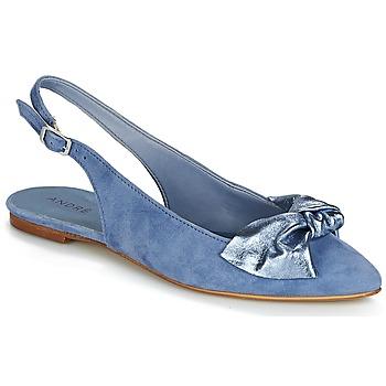 Zapatos Mujer Bailarinas-manoletinas André LARABEL Jean