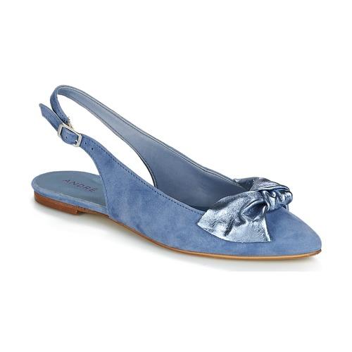 André LARABEL Jean - Envío gratis | ! - Zapatos Bailarinas Mujer