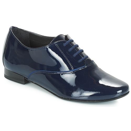 Zapatos Mujer Derbie André POMPELLE 2 Azul