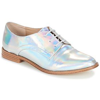 Zapatos Mujer Derbie André LUMIERE Blanco