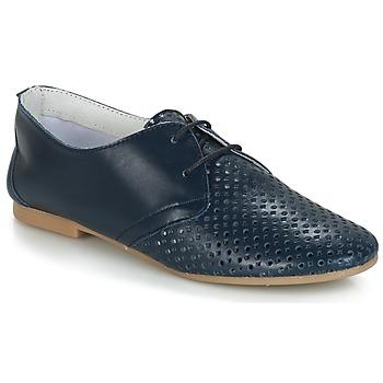 Zapatos Mujer Derbie André DELICATESSE Marino