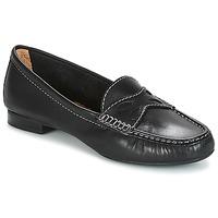 Zapatos Mujer Mocasín André DORY Negro