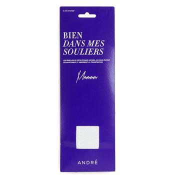 Accesorios Complementos de zapatos André SEMELLE EPONGE Beige
